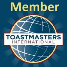 Toastmaster Member Logo