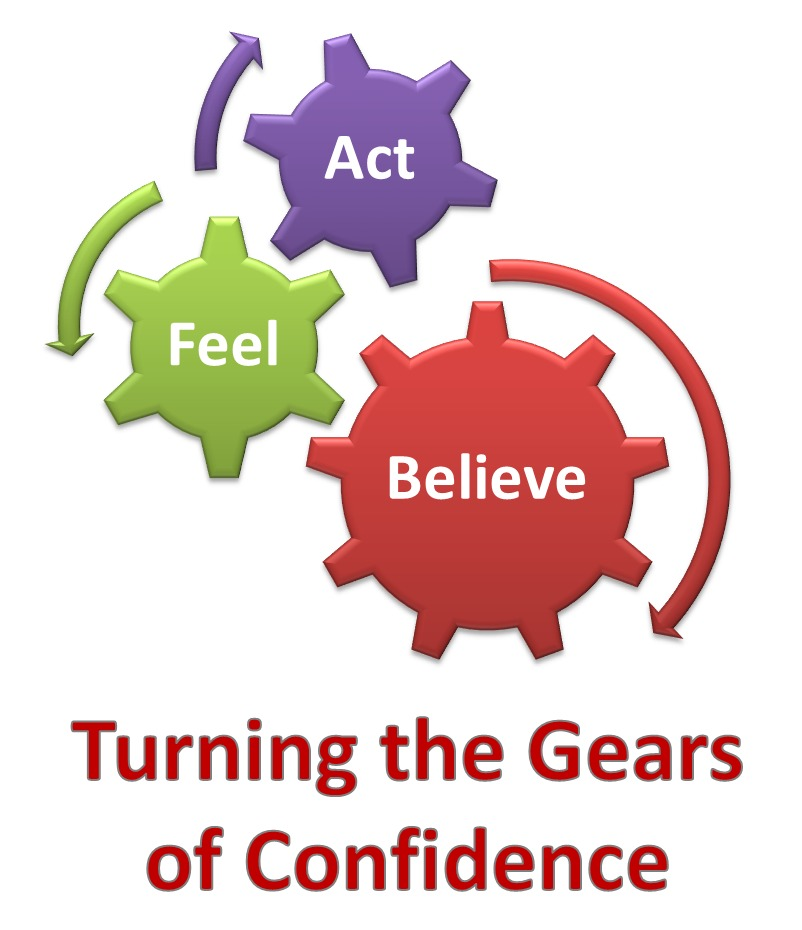 How to act more confident
