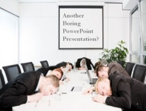Boring PowerPoint