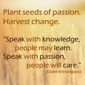 Speak with Passion