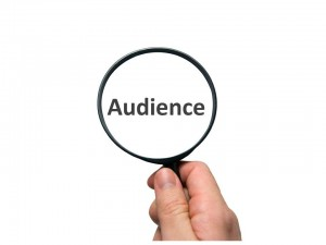 Focus on the Audience