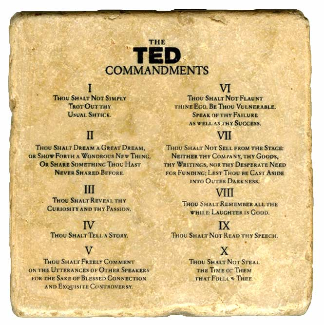 how to create a ted-style talk: advice from an expert | virtual, Presentation templates