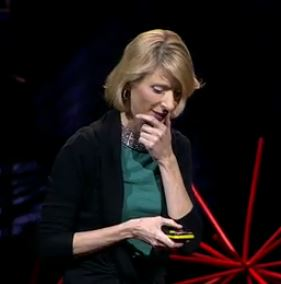 Amy cuddy hand on face