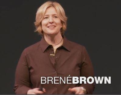 tedtalk brene brown