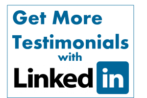 Get More Testimonials with LinkedIn